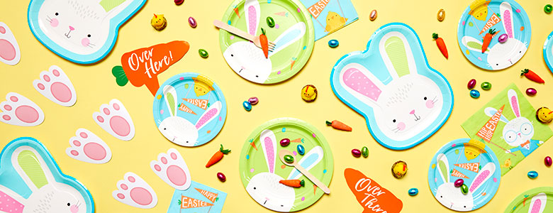 Hello Bunny Easter Party Range