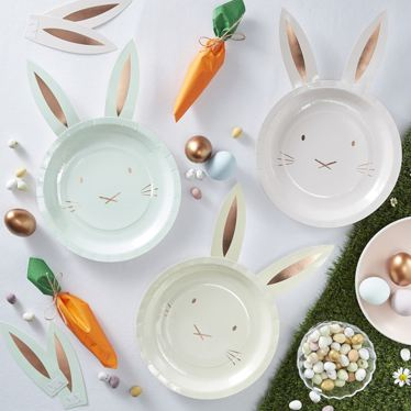 Easter Party Tableware