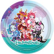 Enchantimals Birthday Party