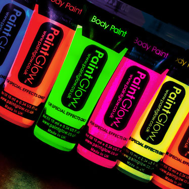 UV Neon Makeup & Accessories