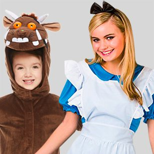 Mens, Womens and Childrens Fancy Dress