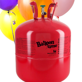 Helium Canisters
