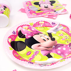 Minnie Mouse Party Themes