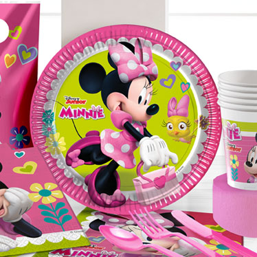 Minnie Mouse Party Supplies Decorations Party Delights