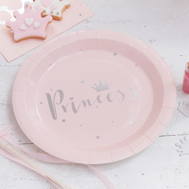 Princess Perfection Party Supplies | Delights