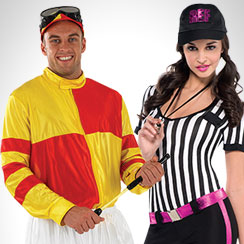 Sports Fancy Dress