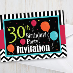 Adult Invitations