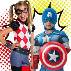Superhero Fancy Dress