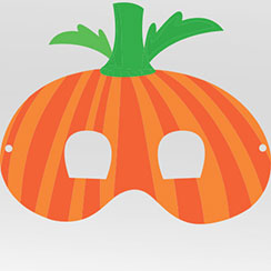 photograph regarding Free Printable Halloween Masks named No cost Printable Halloween Masks