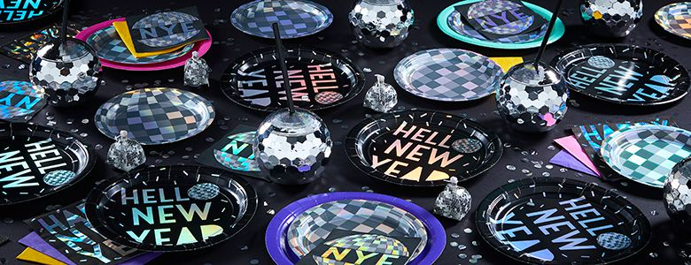 Disco Ball Drop - New Years Eve Party Supplies