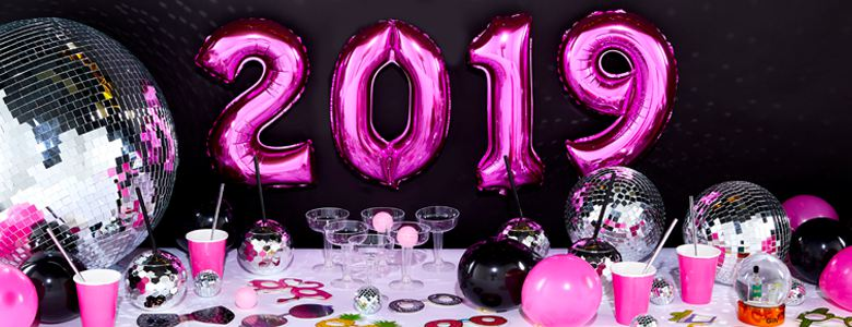 New Year's Eve Party Supplies | Party Delights
