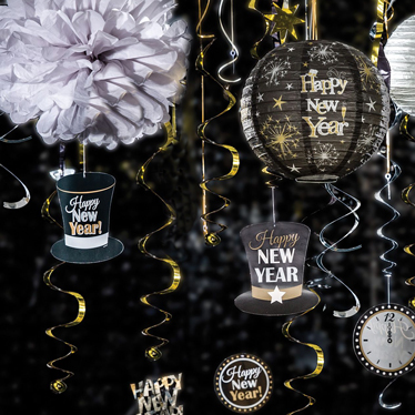 new year party by partyware delivered direct to your
