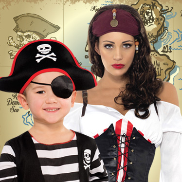 Pirate Party Supplies Decorations Party Delights