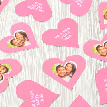 Personalised Confetti