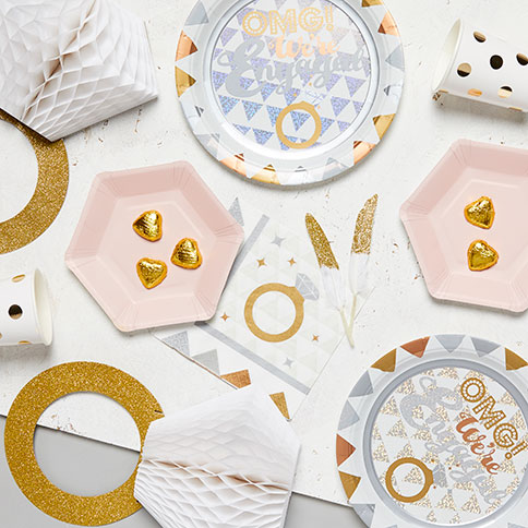 Engagement Party Supplies | Party Delights