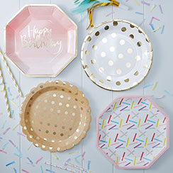 Party Supplies Birthday