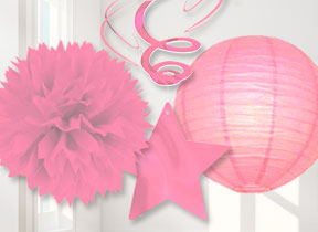 Pink Decorations