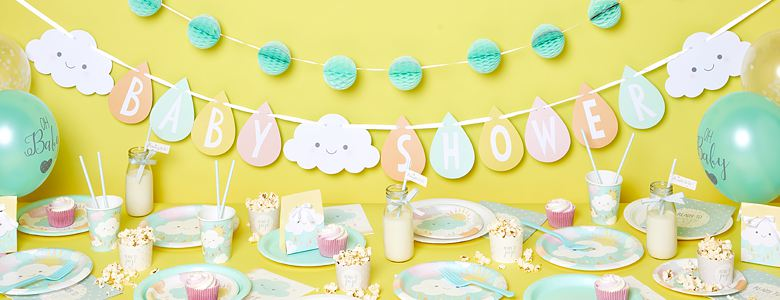 Baby Wishes Baby Shower Supplies