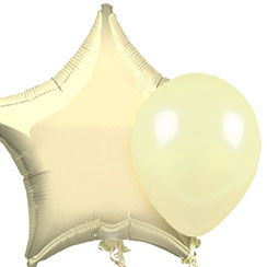 Ivory Balloons