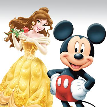 Disney Cutouts