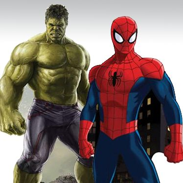 Superhero Cutouts