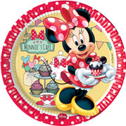 Minnie's Cafe Party