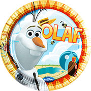 Disney Frozen Olaf Summer