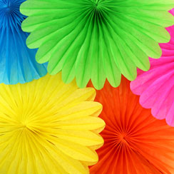 paper streamers Find and save ideas about crepe paper streamers on pinterest | see more ideas about paper streamers, streamer decorations and party decoration ideas.