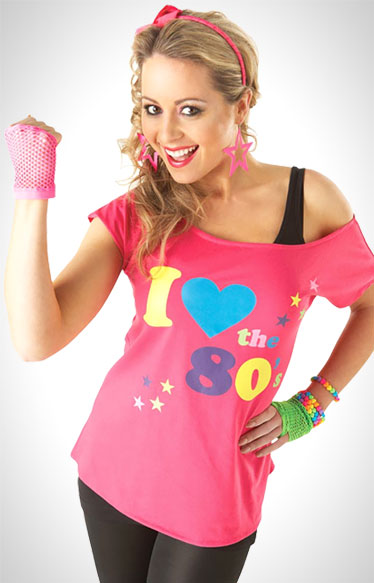 80s Fancy Dress - 80s Costumes | Party Delights