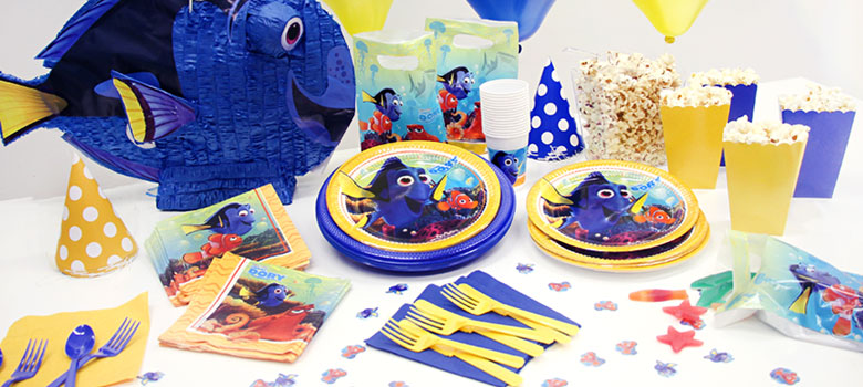 Finding Dory Party Supplies