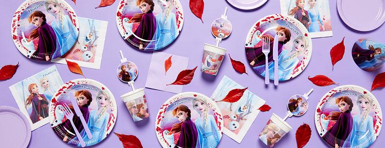Frozen Party Favors Snowman Large Stickers 10 Olaf