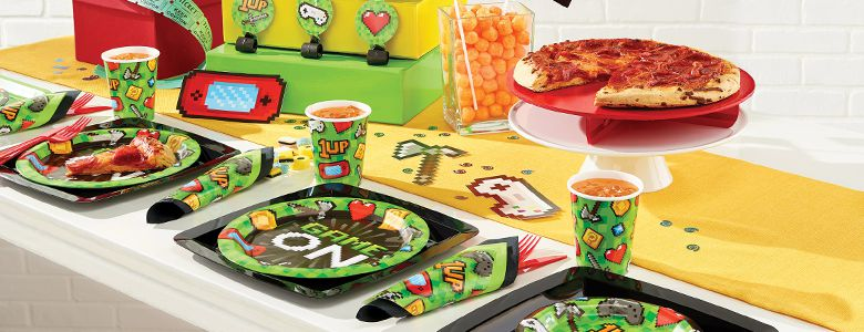 Game On Party Supplies