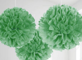 Green Decorations