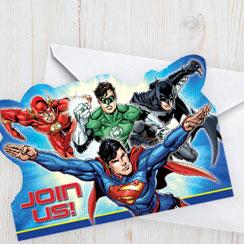 Superhero Party Supplies Party Delights