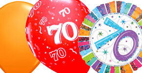70th Colourful Theme