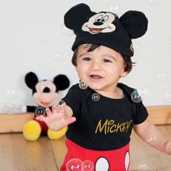 Mickey Mouse Fancy Dress