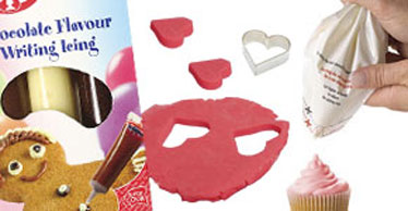 Cake Icing Accessories Uk : Cake Accessories For Cupcakes & Cakes Party Delights