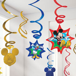 Mickey Decorations