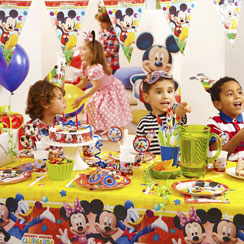 Mickey Mouse Party Themes