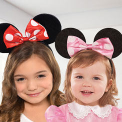 Mickey & Minnie Mouse Ears