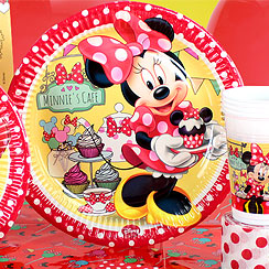 Minnie Mouse Cafe