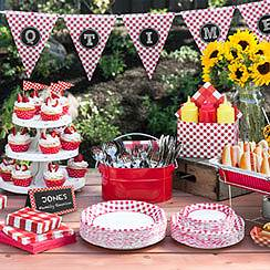 Summer Tableware Themes