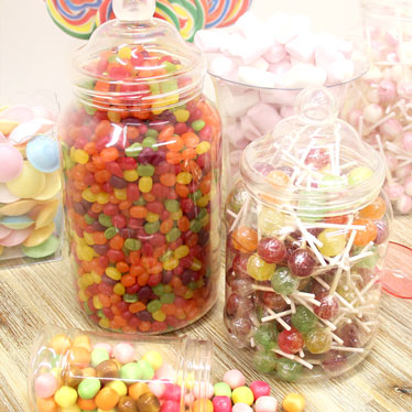 Incredible Candy Buffet Candy Buffet Supplies Party Delights Party Interior Design Ideas Tzicisoteloinfo
