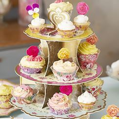 Tea Party Cake Accessories