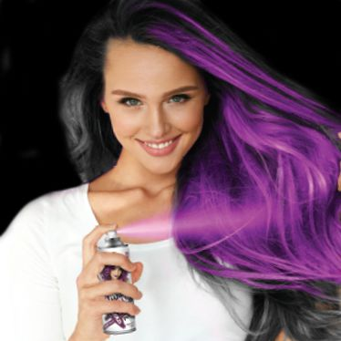 UV Neon Hair Colour