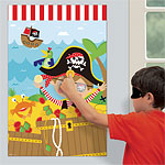 Little Pirate Party Game