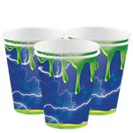 Mad Scientist Cups - 256ml Paper Party Cups