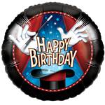 Magic Party Foil Balloon - 18""
