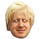 Boris Johnson Mask