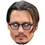 Johnny Depp Mask